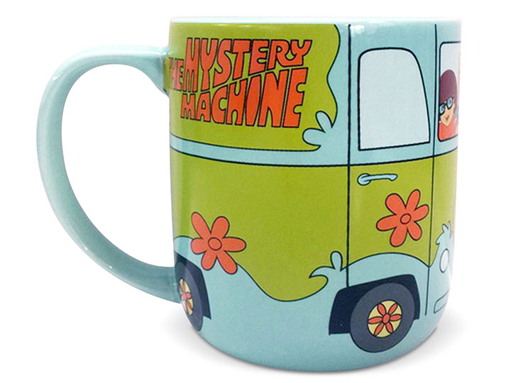 Kids Collector Cup Scooby-Doo and The Witches Ghost The Mystery Machine