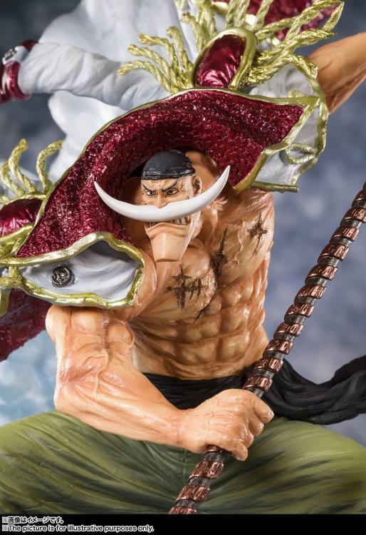 Edward Newgate Pirate Captain Figuarts Zero 27 cm Figurine One piece