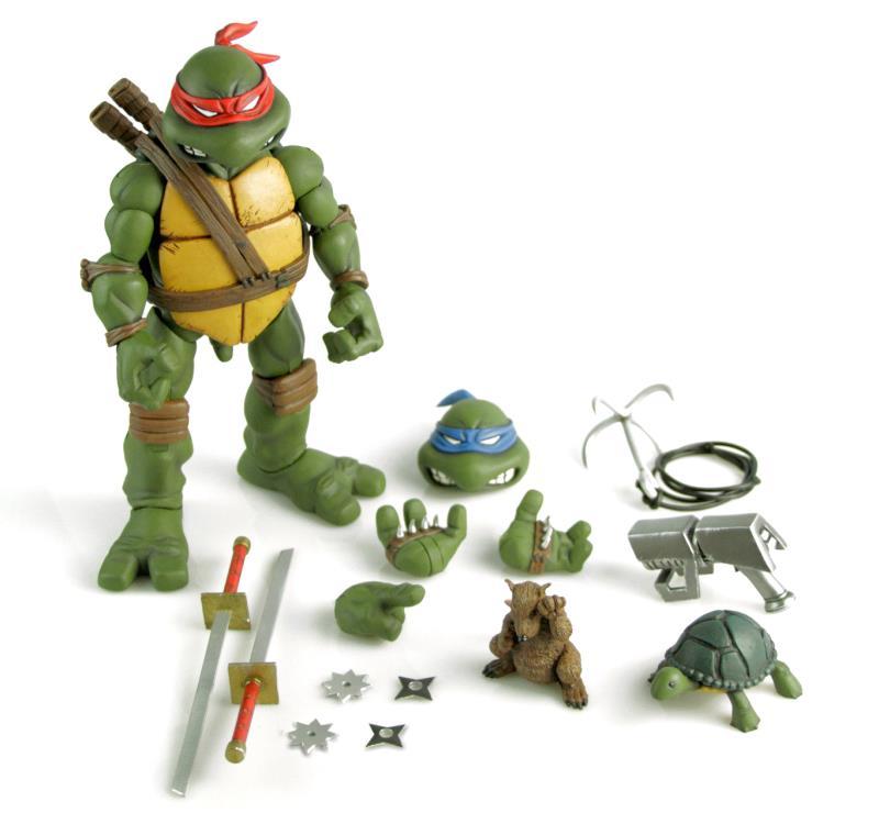 Tmnt Comic Leonardo 1 6 Scale Figure