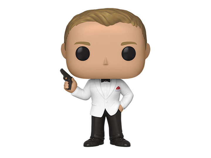 Pop Movies 007 James Bond Specialty Series James Bond