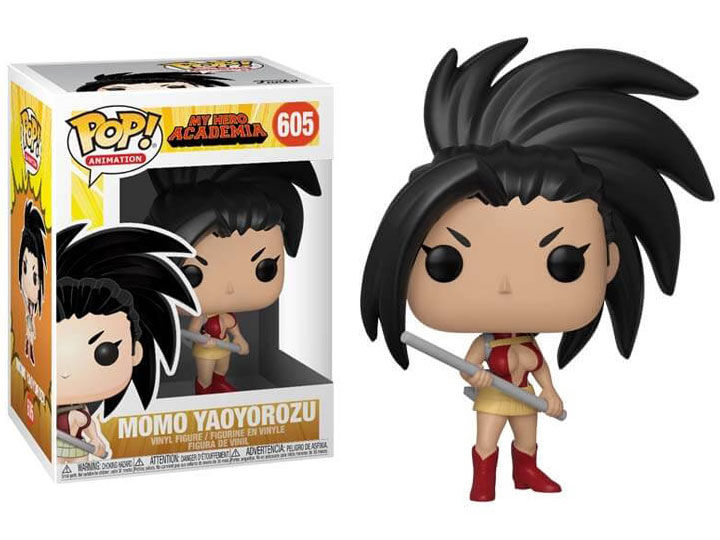Pop Animation My Hero Academia Momo Yaoyorozu