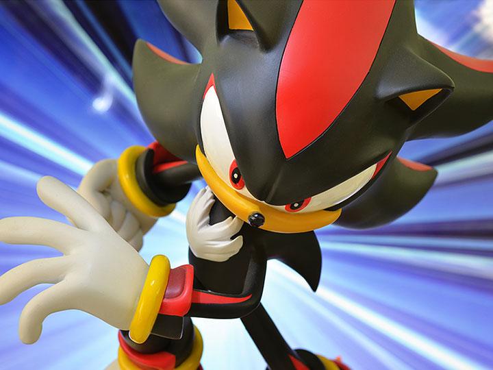 Sonic The Hedgehog Shadow The Hedgehog Statue