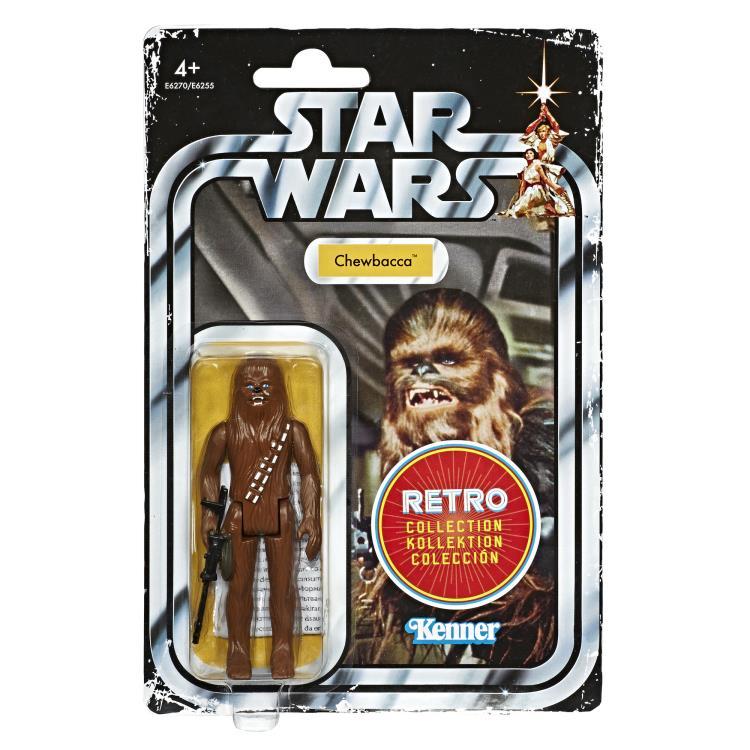 Star Wars Vintage Colección Chewbacca NUEVO