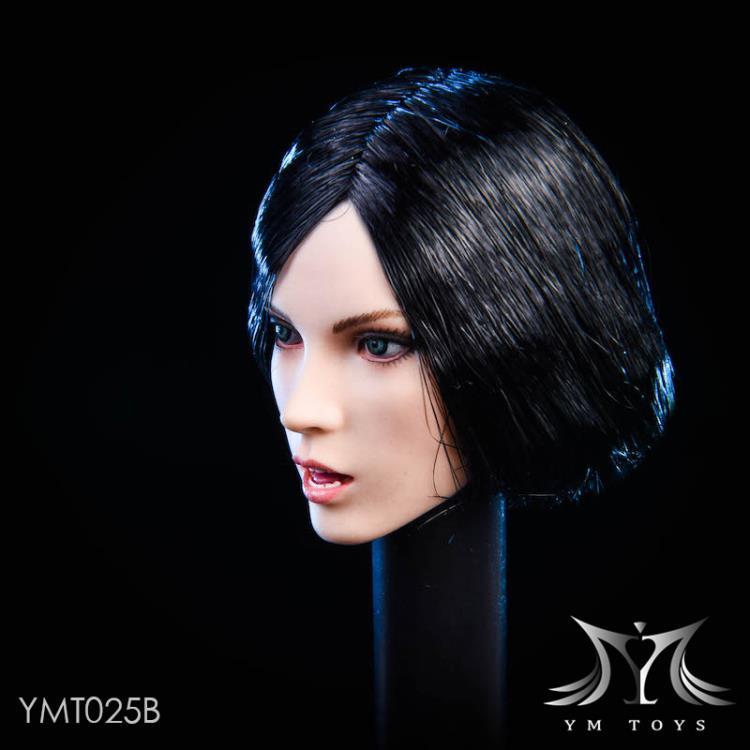 1//6 Female Head Sculpt 1//6 Scale féminin Coefficient Woman Heads sculpt