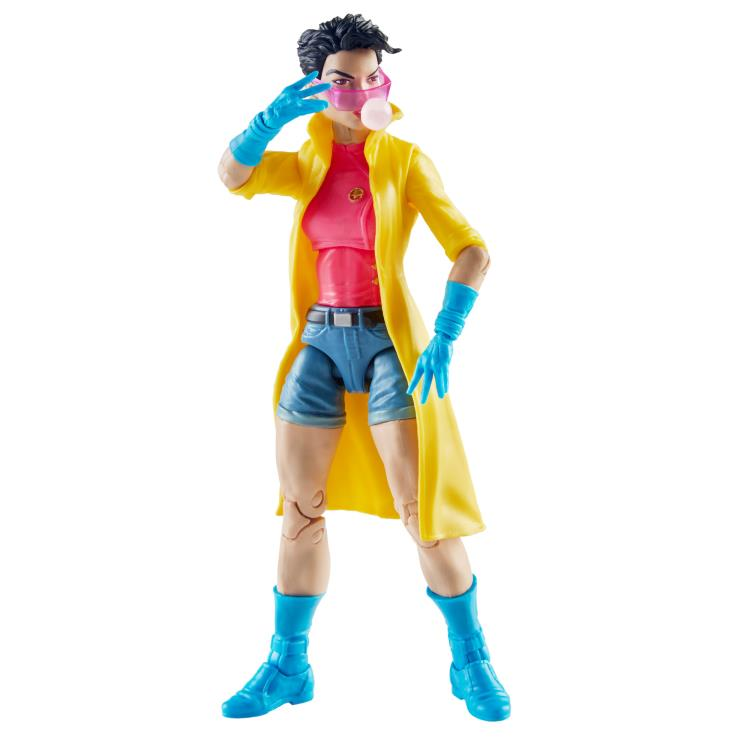 Marvel Legends JUBILEE X-Men Caliban BAF