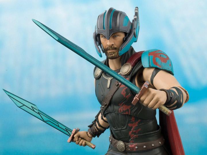 Bandai Thor /& Tamashii Effect Thunderbolt Set