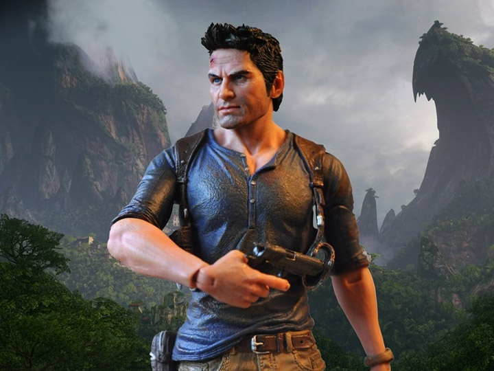 Uncharted 4 Ultimate Nathan Drake Figure