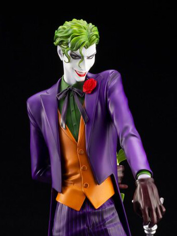 DC Comics Ikemen The Joker Statue
