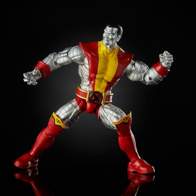 Colossus /& Juggernaut 2-Pack 6 in Marvel Legends 80th Anniversary Comic-inspired