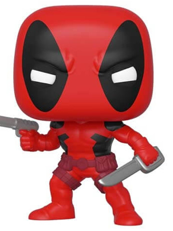 Pop! Marvel: 80th Anniversary - Deadpool (First Appearance)