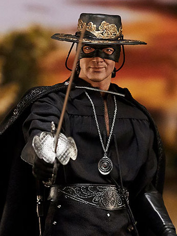 The Mask of Zorro 1/6 Scale Figure