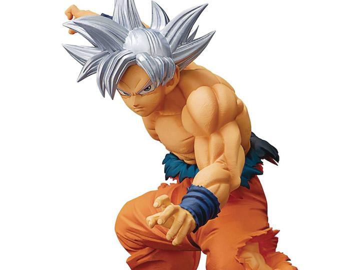 Banpresto Dragonball Super Maximatic The Son Goku I Figure