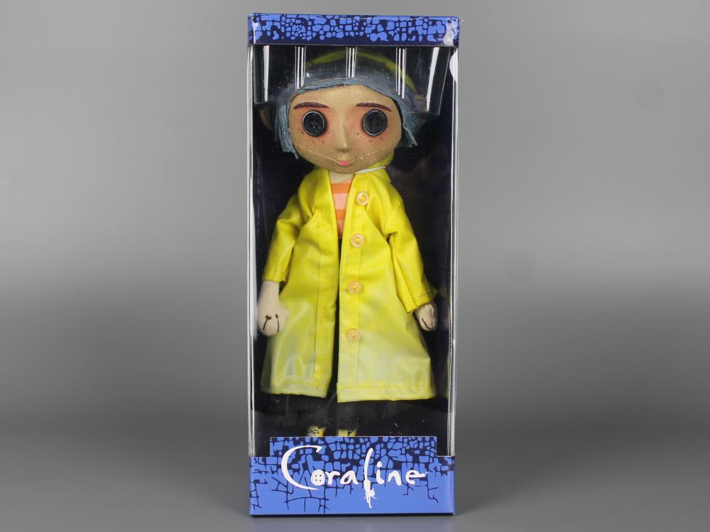 Coraline Prop Replica 10 Doll
