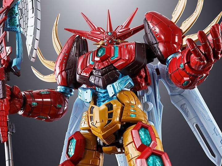 "IN STOCK USA Bandai GX-87 Getter Emperor /""True Getter Robo Manga Ver./"""
