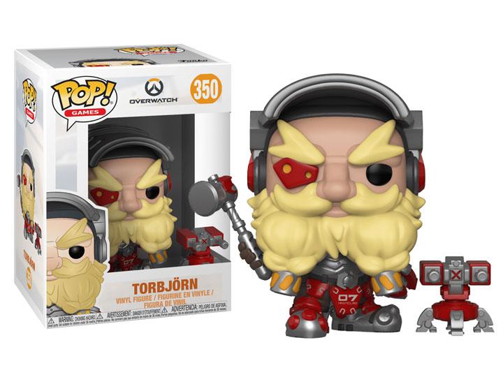 Funko POP Torbjorn Overwatch GAMES