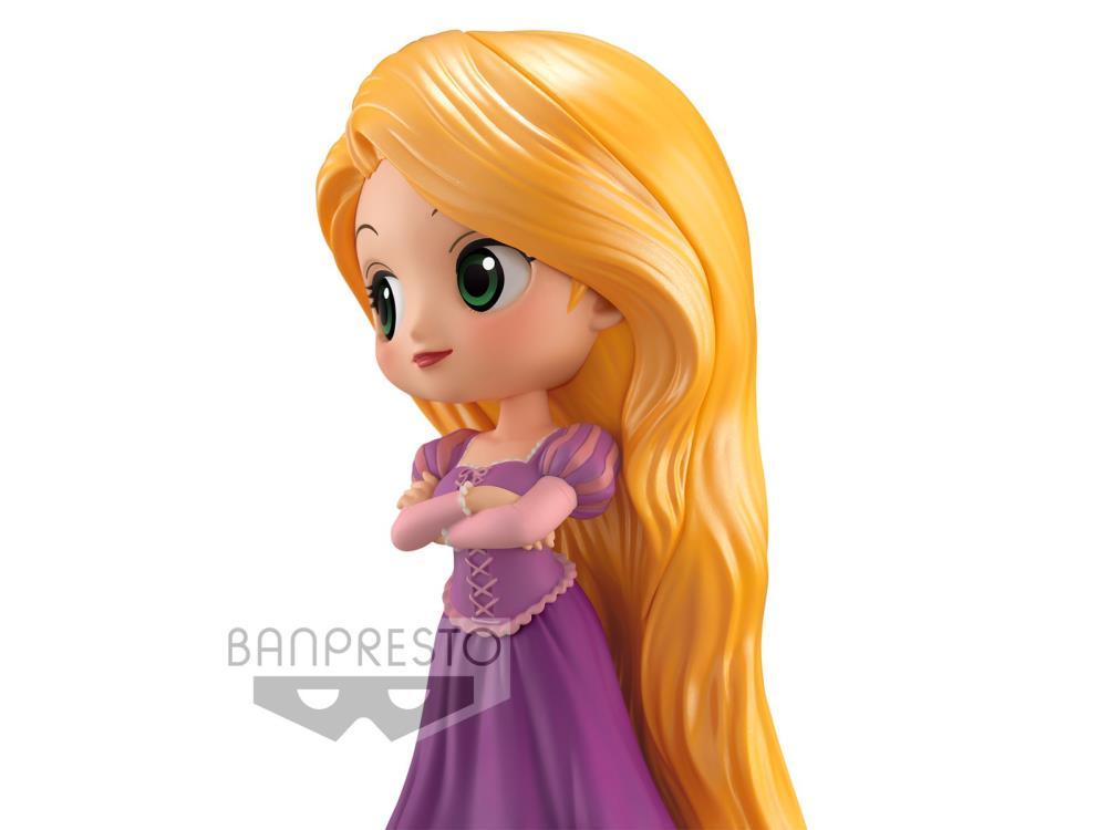 A PRESALE Banpresto Disney Tangled Q Posket Avatar Style Rapunzel Ver
