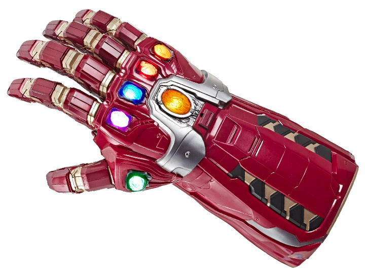 Marvel Legend Series Avengers Endgame Articulated Electronic Power Gauntlet UD