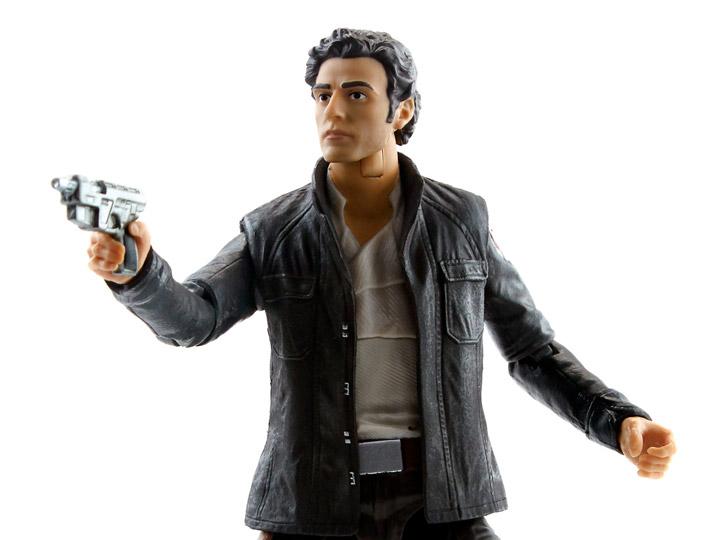 Hasbro Star Wars The Black Series Captain Poe Dameron Action Figure for sale online