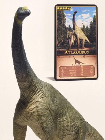 Atlasaurus 1/40 Scale Replica