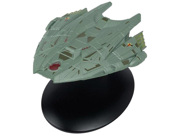 Star Trek Goroth/'s Klingon Transport Ship #71 by Eaglemoss