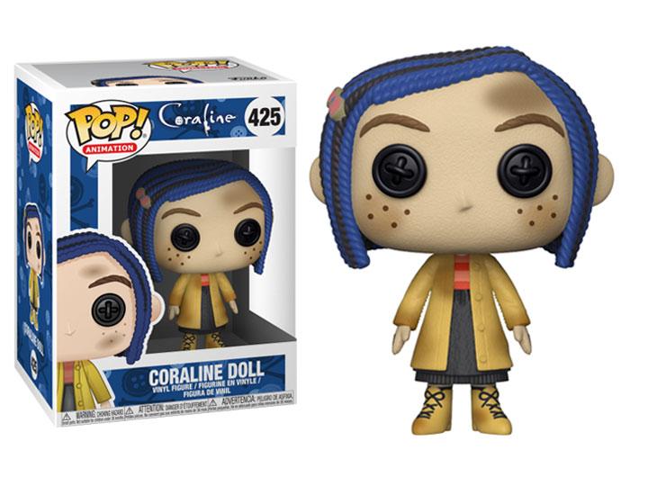 Pop Movies Coraline Coraline Doll