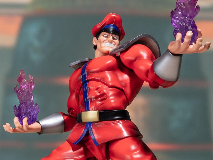 Street Fighter S H Figuarts M Bison