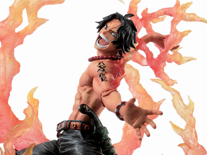 One Piece Ichibansho Professionals Portgas D Ace Ace, will follow in his infamous father's footsteps as the fearless captain of a pirate crew. one piece ichibansho professionals