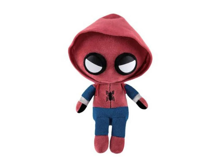 Funko Spider-Man Homecoming Hero Plushies Homemade Suit Plush Figure