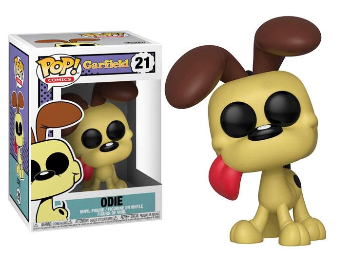 Pop Comics Garfield Odie