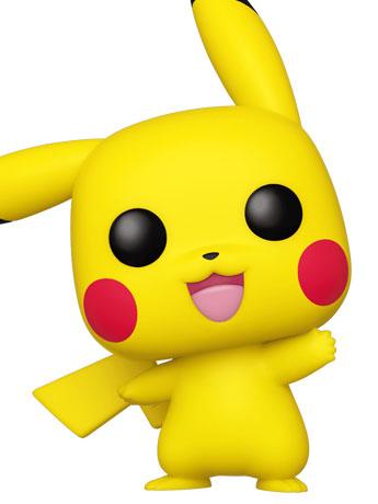 Pop! Games: Pokemon - Pikachu