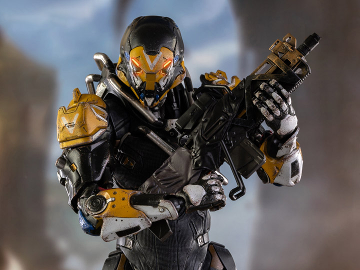 Anthem Ranger Javelin 1 6 Scale Figure