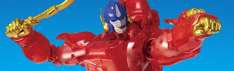 Transformers Masterpiece MP-38+ Burning Convoy