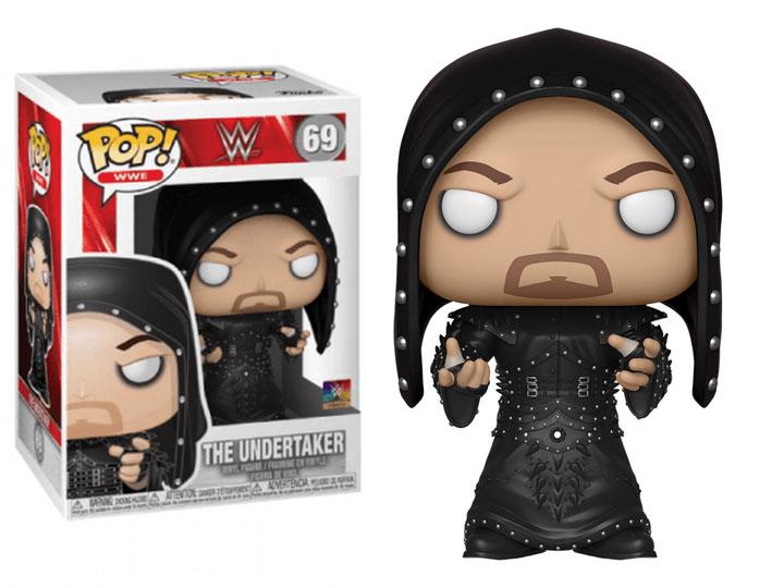Undertaker Hooded Pop Vinyl  WWE