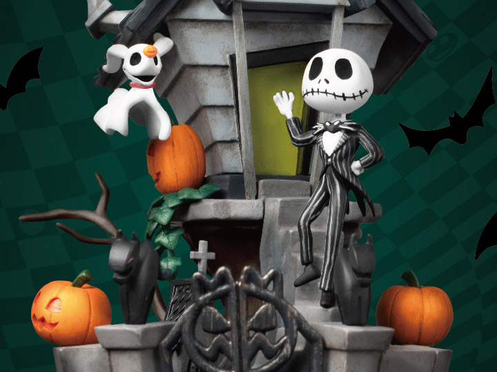 The Nightmare Before Christmas D Stage
