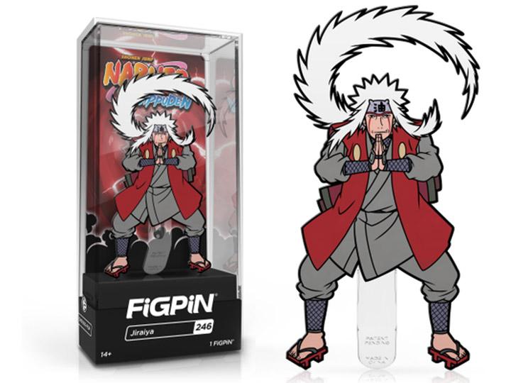 Naruto Shippuden Figpin 246 Jiraiya