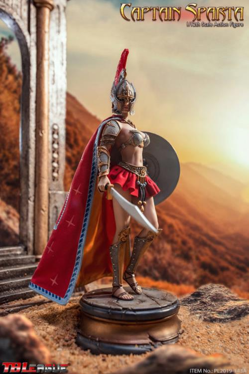 Dynamic Base Stand 1//12 Scale toy Female Captain Sparta