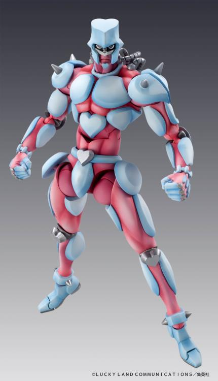 Jojo S Bizarre Adventure Super Action Statue Crazy Diamond As for crazy diamond being able to break through star platinum's block, i'd say it was a combinations of jotaro being caught off guard. jojo s bizarre adventure super action