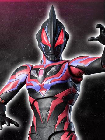 Ultraman S.H.Figuarts Ultraman Geed Darkness Exclusive