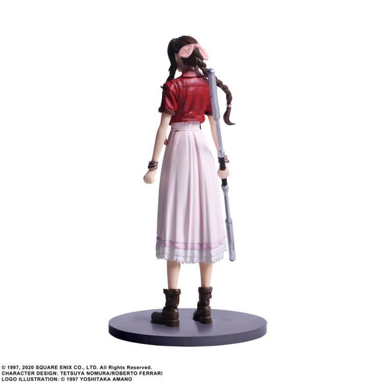 Final Fantasy 7 Remake Barret Trading Arts Figurine