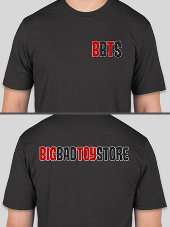BigBadToyStore Logo T-Shirt (Black Frost)