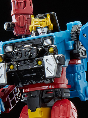 Transformers Generations Selects Deluxe Hot Shot