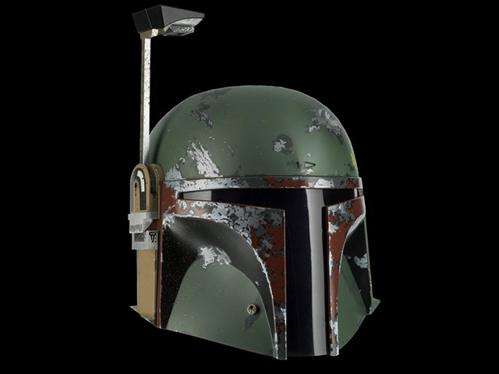 Boba Fett 1:1 Precision Crafted Replica Helmet
