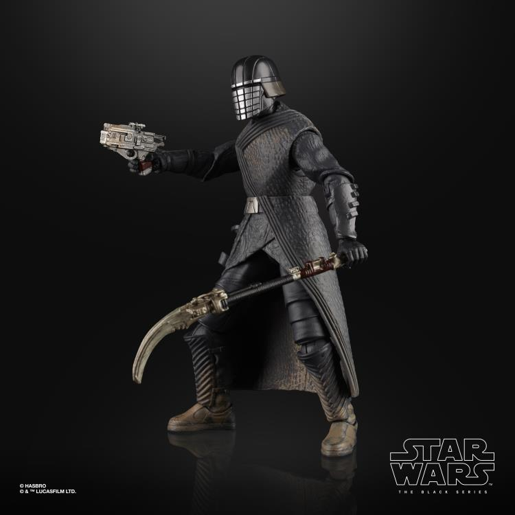 "Star Wars 6/"" Black Series KNIGHT OF REN Rise of Skywalker #105 New Sealed"