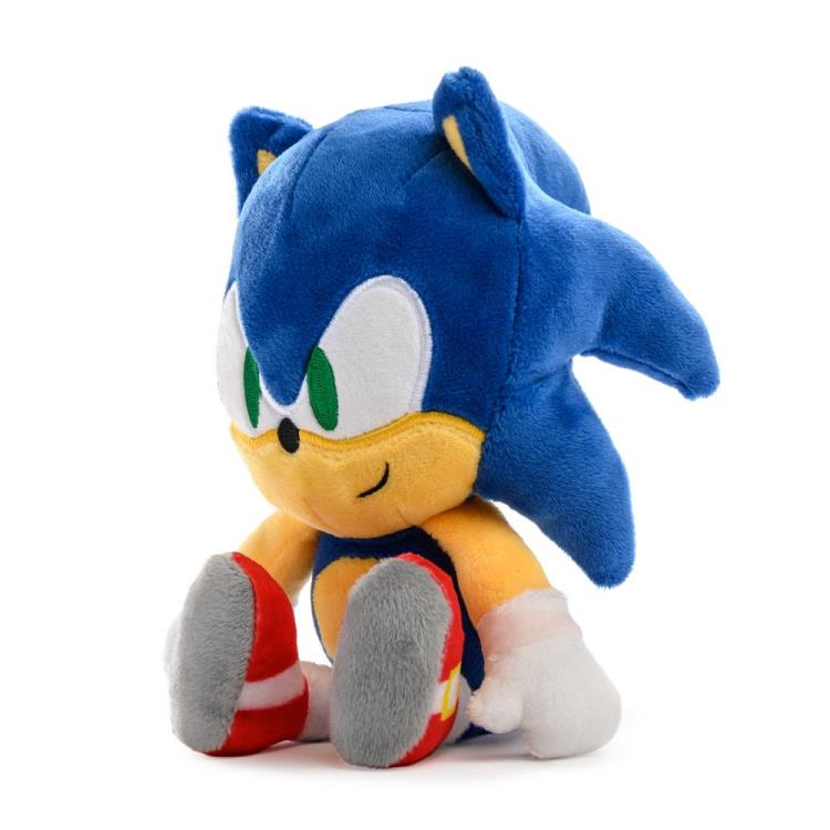 Sonic The Hedgehog Phunny Sonic Plush