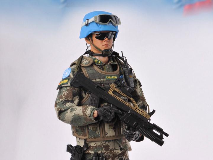 KADHobby Action Figures Camo Ammo Vest 1//6 Scale PLA Navy Marine