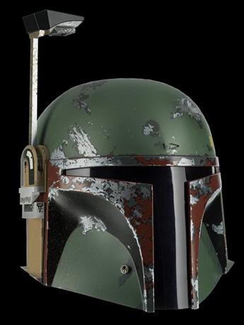 Boba Fett 1:1 Precision Crafted Replica Helmet