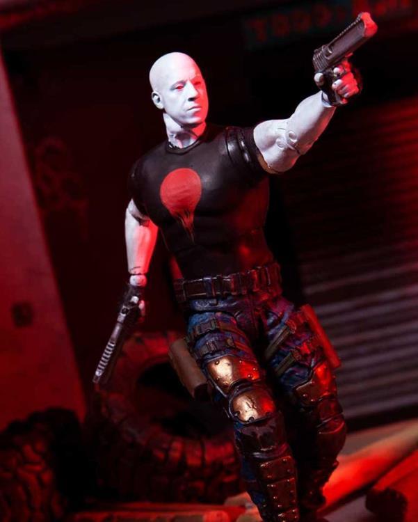 McFarlane Toys Bloodshot action figure Neuf