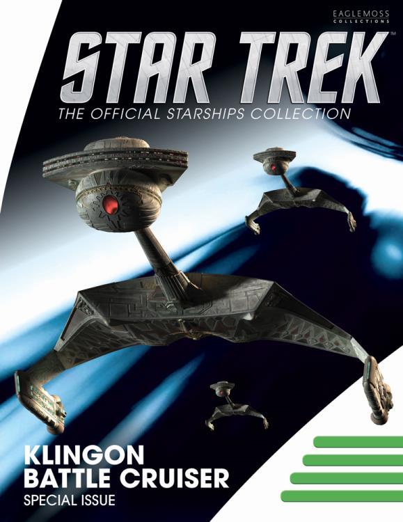 Pré-vente//Précommande Eaglemoss Star Trek-XL Edition-K /'T/' INGA Class