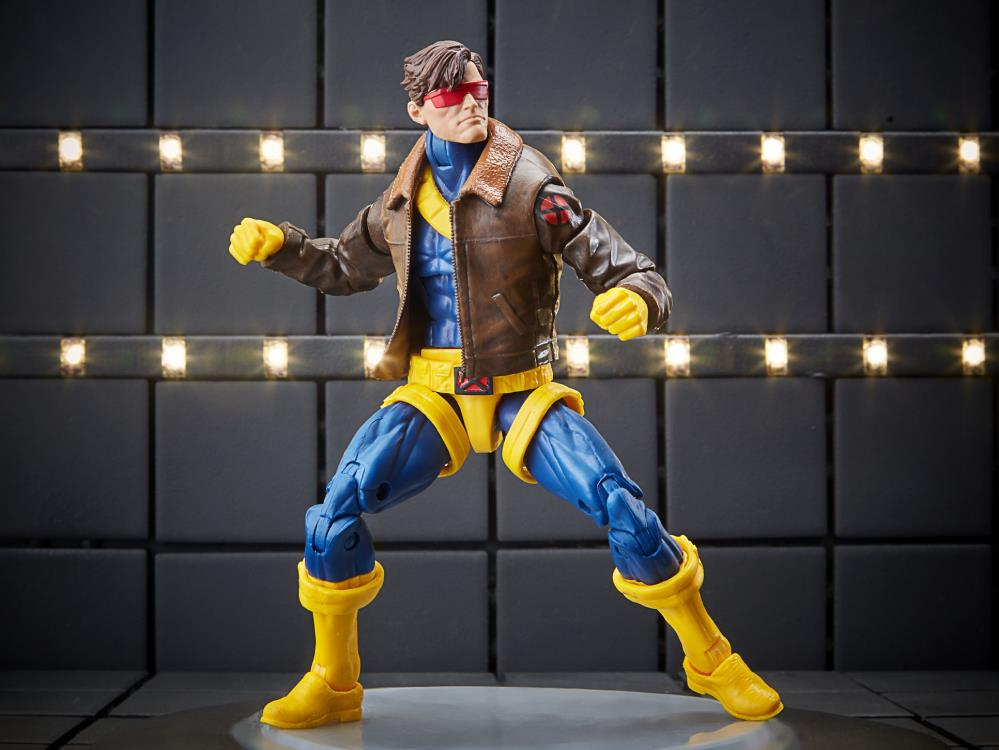 Cyclops Marvel Legends X-Men 2019 Hasbro 80th Anniversary From 3pk