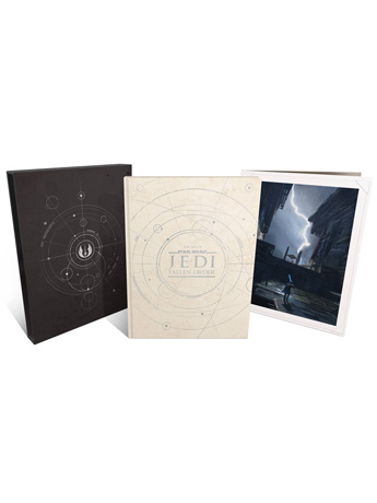 Star Wars: The Art of Star Wars Jedi: Fallen Order Limited Edition